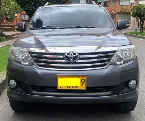 Toyota Fortuner 2013 2.7l 4x2 Automatica