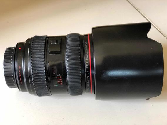 Lente Canon 24-70 2.8 Usm