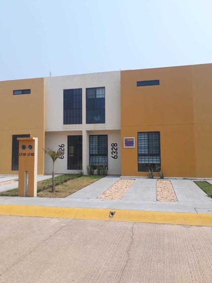 Casa Residencial Fracc. San Gabriel Privada En Coatzacoalcos