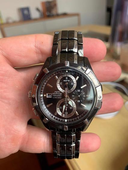 Relógio Seiko Snae 57 - Original - Seminovo - Lindo Demais!