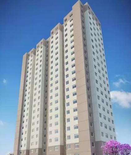 Apartamento Residencial Para Venda, Parque Munhoz, São Paulo - Ap8364. - Ap8364-inc
