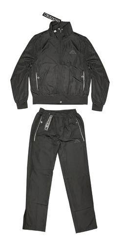 Conjunto Kappa Campera Pantalon Deportivo Mujer