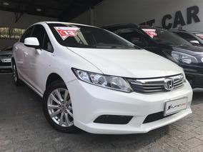 Honda Civic 1.8 Lxs 16v Flex 4p Automático 2012/2013