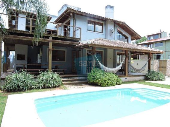 Casa Residencial À Venda, Campeche, Florianópolis - Ca1369 - Ca1369