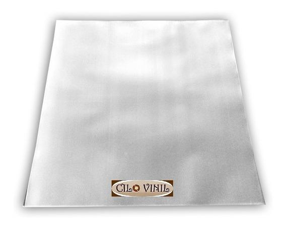 50 Plásticos 0,20 P/ Capa De Lp Discos Vinil - Extra Grosso