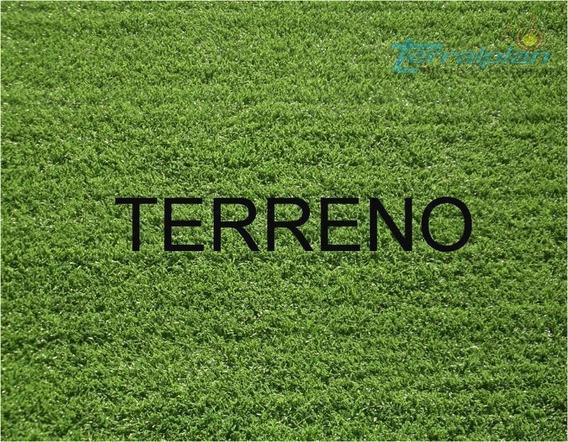 Terreno Residencial À Venda, Cidade Naútica, São Vicente. - Te0182