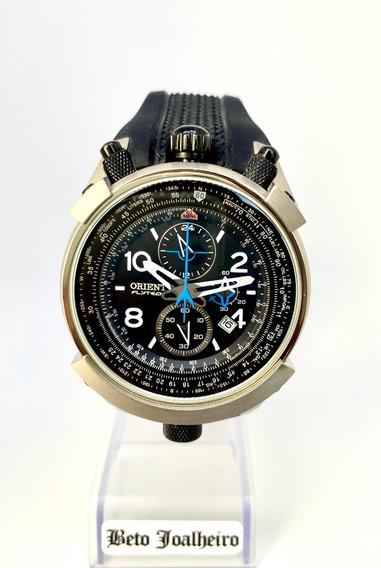 Relógio Orient Flytech Mbtpc003 P2px