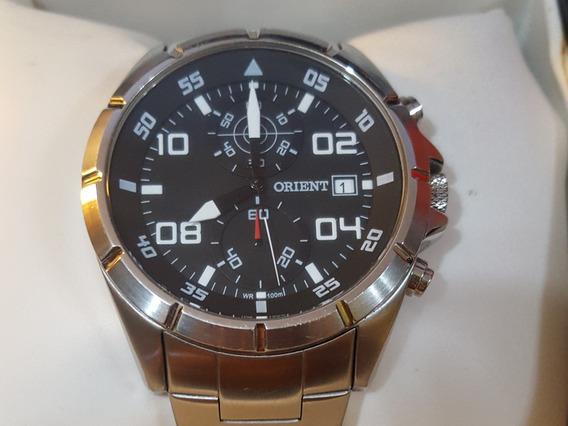 Relógio Oriente Mbssc037 Original Seminovo Funcionando
