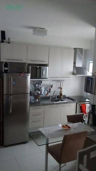 Loft Residencial À Venda, 1 Dormitório, 1 Vaga. Gopoúva, Guarulhos. - Lf0002