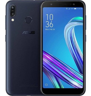 Smartphone Zenfone Asus Max M2 32gb Dualchip Tela 5.5 Preto