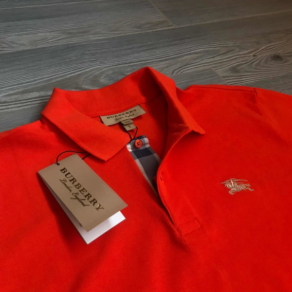 Burberry Tipo Polo Original