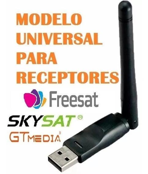 Antena Freesat V7 Hd, V7hd, V8 Modelo Original