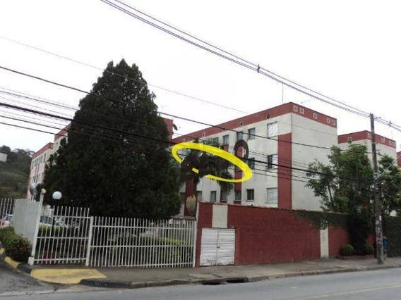 Apartamento Granja Viana - Comércio E Transporte Público Na Porta - Ap1845