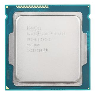 3*procesador Intel Core I5-4570 3.2ghz 6mb Lga 1150 (usado /