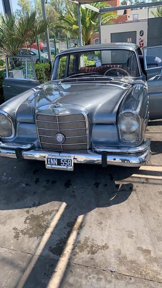 Mercedes-benz 220s W111 1963