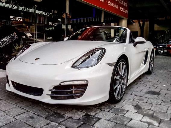 Porsche Boxster S Coupe, 2013