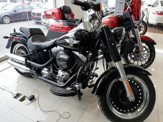Harley Davidson Fat Boy Softail 2016 Excelentes Condiciones