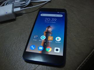 Celular Xiaomi Redmi Go - Cx 263 - Azul - 1g Ram - 16gb Rom
