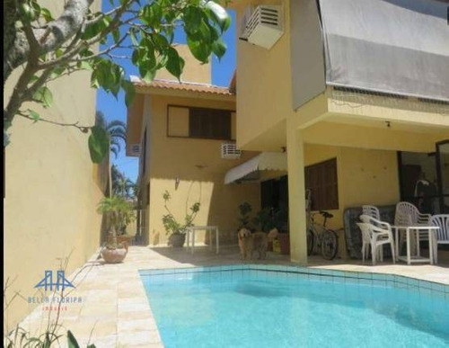 Casa Com 4 Dormitórios À Venda, 200 M² Por R$ 1.190.000,00 - Parque São Jorge - Florianópolis/sc - Ca0361