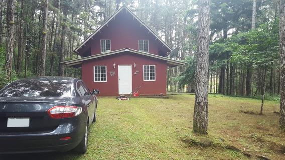 Casa En Venta Panama, Cerro Azul Y Amplio Lote De1,300 Mts2!