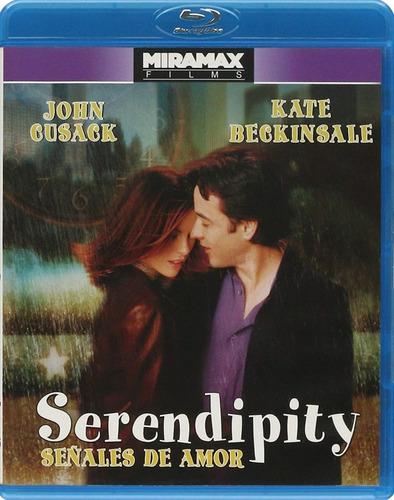 Imagen 1 de 3 de Señales De Amor Serendipity Kate Beckinsale Pelicula Blu-ray