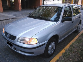 Vw Gol Power 5 Puertas 1.6 A/a D/h Impecable 89.000k Titular