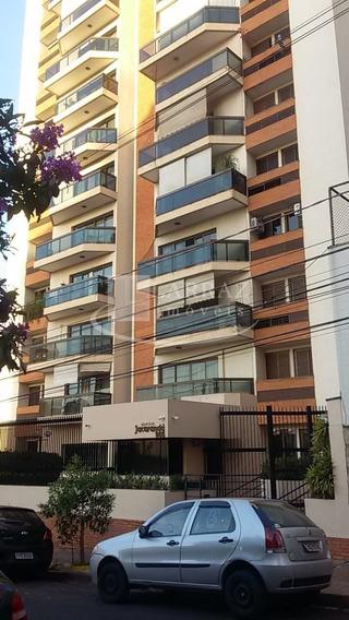 Apartamento Para Venda No Centro / Higienopolis No Edificio Jacaranda, 3 Dormitorios Sendo 1 Suite, Varanda, 116 M2, Portaria 24h - Ap01222 - 33641855