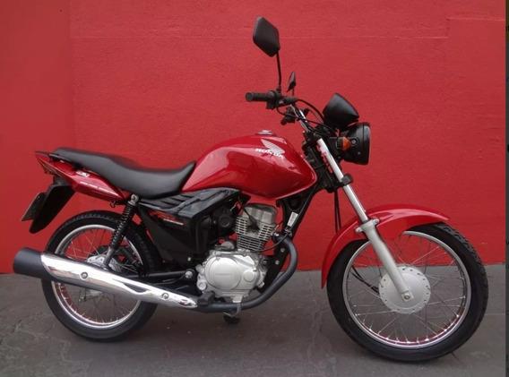Honda Cg 150 Fan Esi Rua