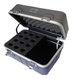 Apogee Mic12 Anvil Flight Cases Para 12 Microfonos 23cm