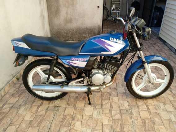 Yamaha Rd 135 Único Dono