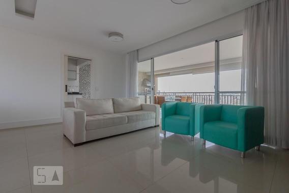 Apartamento No 21º Andar Mobiliado Com 4 Dormitórios E 3 Garagens - Id: 892982874 - 282874