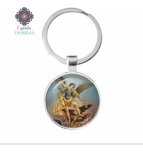 Imagen 1 de 8 de San Miguel Arcángel Llavero - Espíritu Dharma