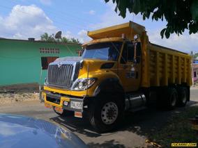 Volqueta International 7600 2012
