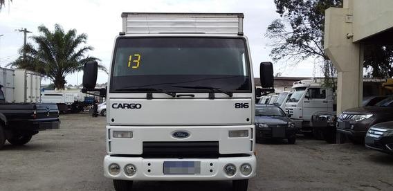 Ford Cargo 816 2013 C/ Ar Condicionado