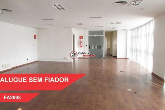 Andar Para Alugar, Bairro Lourdes, Belo Horizonte - Mg. - 2893