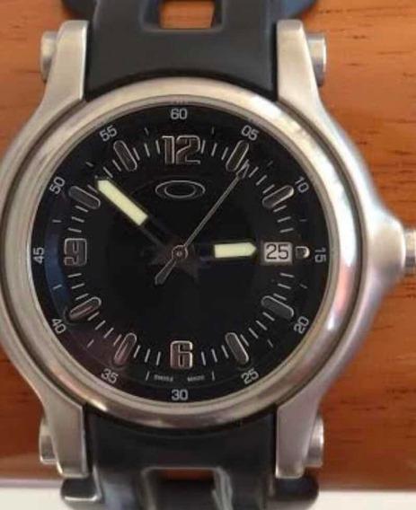 Relógio Oakley Original Holeshot Safira Original Surf