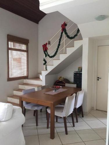 Apartamento Duplex Em Granja Viana, Cotia/sp De 119m² 3 Quartos À Venda Por R$ 480.000,00 - Ad405034