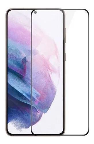 Lamina De Vidrio Templado Mica Completa Samsung S21