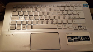 Sony Vaio Pcg 61a11u Por Partes