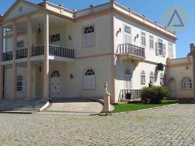 Casa Para Alugar Por R$ 25.000/mês - Ca0740
