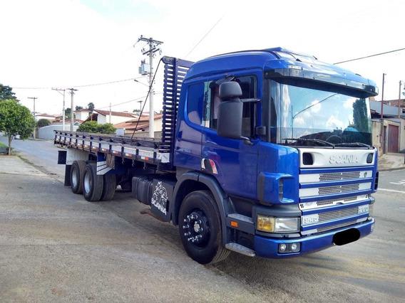 Scania P94 260 6x2