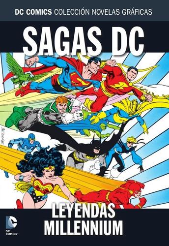 Colección Novelas Gráficas - Especial Sagas Dc: Leyendas