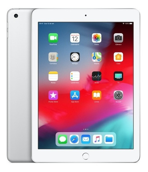 iPad New 32gb Wifi Modelo 2018 Todas As Cores