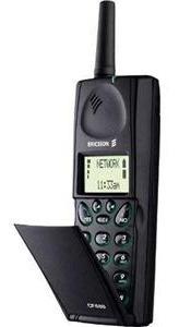 Celular Ericsson Df688+carregador Original Raridade Coleção!