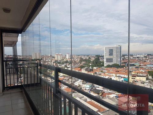 Imagem 1 de 30 de Apartamento Com 3 Dormitórios À Venda, 82 M² Por R$ 600.000,00 - Jardim Flor Da Montanha - Guarulhos/sp - Ap0105