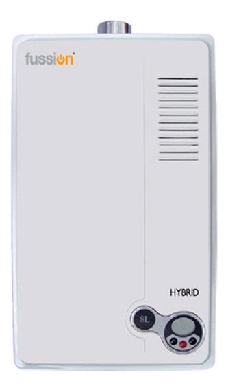 Calentador Agua Instantaneo Boiler Plus 8lt Fussion