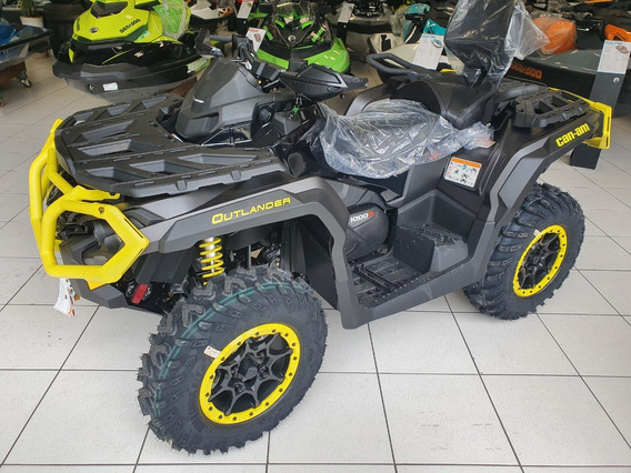 Quadriciclo Can-am Outlander 1000 Max Xtp 2020 Ok