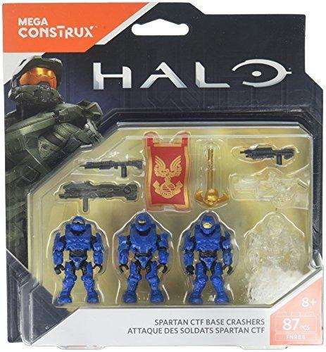 Mega Construx Juego De Construcción De Halo