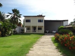 Casa Com 4 Dormitórios À Venda, 600 M² Por R$ 750.000 - José De Alencar - Fortaleza/ce - Ca1330