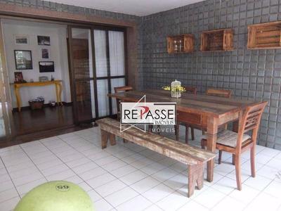 Apartamento Com 3 Dormitórios À Venda, 148 M² Por R$ 1.480.000 - Barra Da Tijuca - Rio De Janeiro/rj - Ap1380